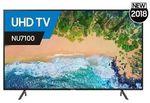 "Samsung 75"" UA75NU7100W 4K UHD TV $1585.60 (QLD Pickup) or + $145 Delivery @ Videopro eBay"