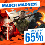 PlayStation Store March Madness Sale: PS4 F1 2018 $26.95 (Normally $59), Persona 5 $31, Tomb Raider Def. Ed $8.95 + More