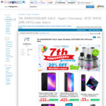 20% off Sitewide @ FastTech