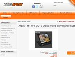 Argus-CCTV Digital Video Surveillance System - 1/2 Price this Weekend Only $498 - Shipping $30
