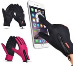 Unisex Touch Screen Windproof Gloves $12.94 + $6.01 Delivery @ Dealimpact.com