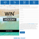 Win a 5N Stay at a Wyndham Hotel/Resort of Choice Worth Over $2,500 from Wyndham Destinations Asia Pacific