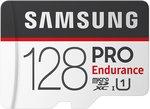 Samsung PRO Endurance Micro SDXC Card with Adapter 128GB @ $55.77+ Delivery (Free w/ Prime) @ Amazon US via Amazon AU