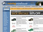 15% off Already Discounted Sport Shoes at Runningwarehouse.com (Shipping from $37)