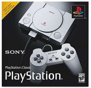 PlayStation Classic $31 74 + Delivery ($0 with Prime