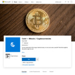 [PC] Coini - Bitcoin / Cryptocurrencies $7.45 (in-App Purchase) @ Microsoft Store