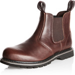 Chestnut and Black Goodyear Welt Boot $49.50 (Was $99) + Delivery (Free C&C) @ Rivers