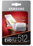 [eBay Plus] Samsung Evo Plus 512GB Micro SD Card $118.96 Delivered @ Clickingtrend eBay