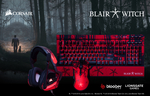 Win a Custom Blair Witch Peripheral Set with Blair Witch or 1 of 5 Copies of Blair Witch from Corsair
