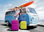 50% off American Tourister Curio Hardside Luggage - 50cm $119.50 - 69cm $149.50 - 80cm $169.50 @ Sydney Luggage