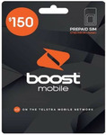 Boost Mobile $150 Prepaid SIM Starter Kit - $130 Shipped (or $125 Instore, Melbourne) @ Southern Telecom
