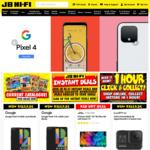 Google Pixel 4 64GB $0 with Telstra 80GB $65pm Plan (24 Months, Min Cost $1560) Port-in Customers @ JB Hi-Fi (in-Store)