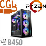 Budget Gaming Ryzen 6-Core 3600, RX 570 8GB PC [B350, 16GB 3600 DDR4, 550W, 1TB] + Game Codes $815 + Delivery @ CGB Solutions