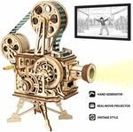 20% off 3D Wooden DIY Craft Kits Vitascope $49.59 Delivered @ Robotime Amazon AU