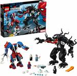 LEGO Spider-Man Spider Mech Vs. Venom 76115 $60 Delivered @ Amazon AU