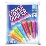 ½ Price Zooper Doopers $2.90, Luv A Duck Whole 2.1kg $11.50, 1000 Bonus Flybuys Points Ultimate Gift Cards @ Coles