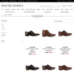 Florsheim Mens Shoes/Boots $69.93 at Checkout (Was $159.95-$229.95) @ David Jones (C&C/+Shipping) 24 Styles Available