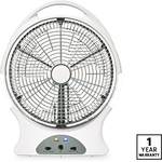 Rechargeable Fan with LED Light $49.95 @ ALDI