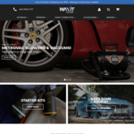 15% off Waxit Car Care Products, Free Shipping over $150 Spend @ Waxit