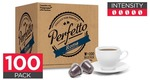100 Pack Perfetto Nespresso Compatible Coffee Pods (Roma) $25 + Delivery (Free Shipping with Kogan First) @ Kogan