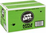 Craft Apple Cider - $60 Carton (24pk) + Free Nationwide Delivery @ Two Birds Brewing
