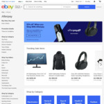 10% off Eligible Items with AfterPay ($100 Min Spend) @ eBay AU