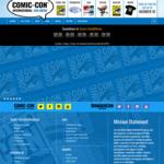 Free: San Diego Comic-Con Event Live Stream Via Comic-Con@Home