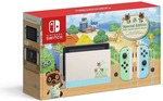 Nintendo Switch Console (2019) Animal Crossing: New Horizons Limited Edition $469 + Delivery @ Dick Smith by Kogan