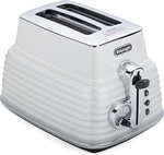 65% OFF DeLonghi Scultura Two-Slice Toaster CTZ2003 White $69 (RRP $199) + Postage @ Peter's of Kensington