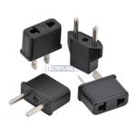 Pack of 4 Travel Adapters (US/EU/AU/CN) USD $0.99 Delivered (~AUD $0.95) Meritline