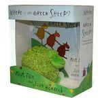 Where Is The Green Sheep Plush Set $15 @ Target