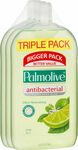 Palmolive Anti-Bacterial Lime Liquid Hand Wash Refill 3X1L Pack $13.50 @ Big W