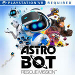 [PS4] ASTRO BOT Rescue Mission $20.33/AUDICA $29.21/Pinball FX2 VR $9.18/Rush VR $15.18/Gunjack $3.02 - PlayStation Store