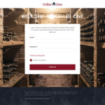 10% off All Wines (Free Delivery) @ Cellar One (Free Membership Required)