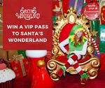 Win a Family VIP Pass to Santa's Wonderland Valued at $315 from Play & Go [SA]
