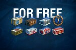 [PC] Free 7 Days Premium Account + 7 Containers - World of Warships