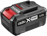 Ozito PXC 4.0Ah Lithium Ion Battery - $48 @ Bunnings Warehouse