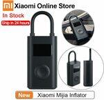 US$2 off - Xiaomi Mijia Portable Inflator US$37.84 (A$49.44) @ Xiao_Mi Online Store via AliExpress