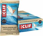 CLIF Energy Bar White Chocolate Macadamia 12x68 G $21.60 + Delivery ($0 with Prime/ $39 Spend) @ Amazon AU