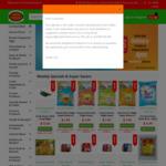 [NSW] 1kg Paste $4.99, Verka Ghee 1kg $11.99, Whole Wheat Atta 10kg $7.99, Gulab Jamun 1kg $5.25 + Delivery @ Patel Online
