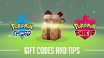 [Switch] Free - Item set (10 items) for Pokemon Sword & Shield - In Game Pokemon Shop