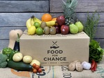 Win a Food & Wine Box for a Year from Food for Change