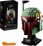LEGO Star Wars Boba Fett Helmet 75277 $69 Delivered @ Amazon AU