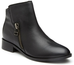 [Price Error] Ladies Leather Marshell Boots Black or Tan $5.00 (Was $149.95) Delivered @ Novo Shoes