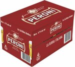 Peroni Red Imported Bottles 24x 330mL, 3 Cases $99 + Shipping / Pickup @ First Choice Liquor
