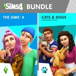 [PS4] The Sims 4 plus Cats & Dogs Bundle $17.48 (was $69.95)/The Sims 4 Deluxe Party Ed. $17.48 (was $69.95) - PlayStation Store