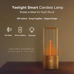 Xiaomi Yeelight Candela Rechargeable Smart Ambience Lamp $48.46 ($40 off) + $8 Shipping @ Yeelight Australia