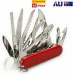 [eBay Plus] Multifunction Pocket Knife $4 Delivered @ Ausriver eBay