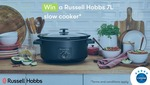 Win a Russell Hobbs 7L Slow Cooker Worth $69.95 from Canstar Blue
