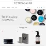20% off Grooming (Incl Hunter Lab, Baxter of California, Patricks), 27%-40% off Memobottle, $0 Post with $45 Order @ Fitzrovia